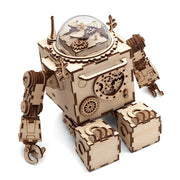 Morpheus Mechanical Robot Music Box | Anavrin ByAnavrin