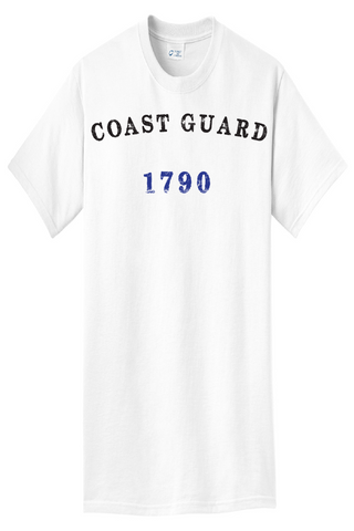 COAST GUARD FOUNDING TEE