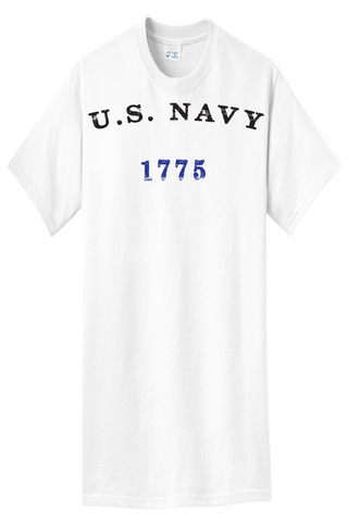 US NAVY FOUNDING TEE