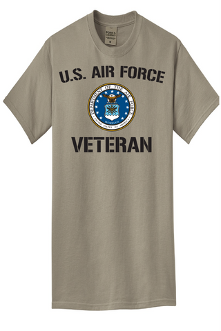 US AIRFORCE VETERAN TEE