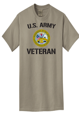 US ARMY VETERAN TEE