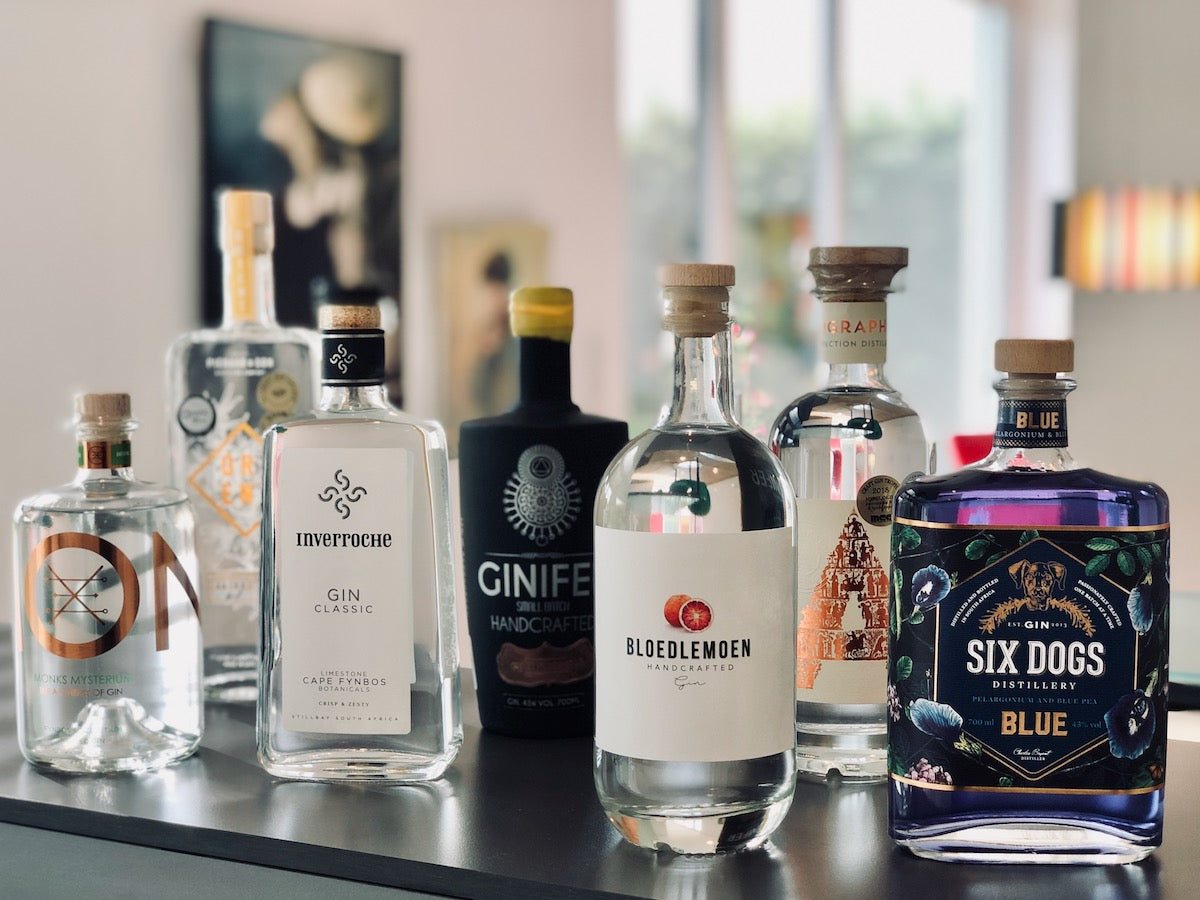 Handcrafted Gins