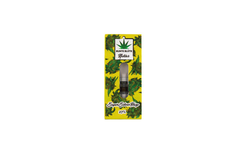 Destillat Cartridge Super Silver Haze 27%