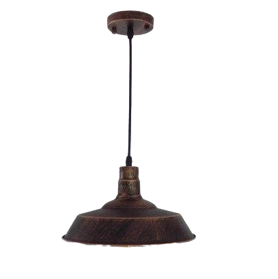 grand lustre vintage industriel