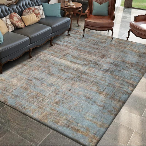 tapis decoration industriel