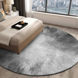 tapis rond industriel chambre