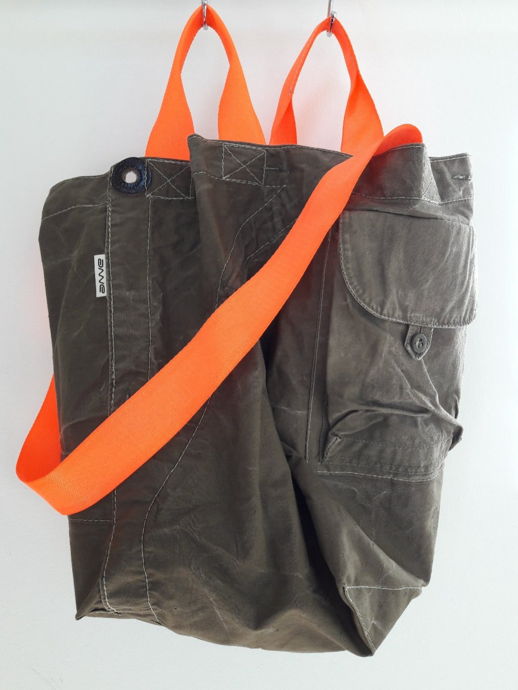 Duffel Bag Recycled