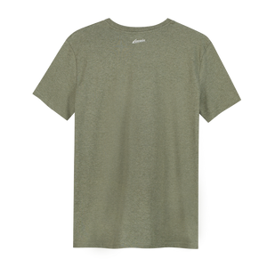 Rhino Khaki Green - Backside T-shirt
