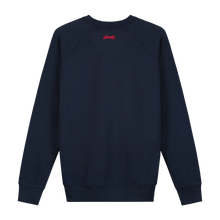 Load image into Gallery viewer, XXX Amsterdam Navy (Red) Sweater - Backside Sweater