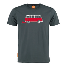 Afbeelding in Gallery-weergave laden, Okimono The Project VW Transporter Car Mechanics Automonteur T-shirt Round neck T-shirt