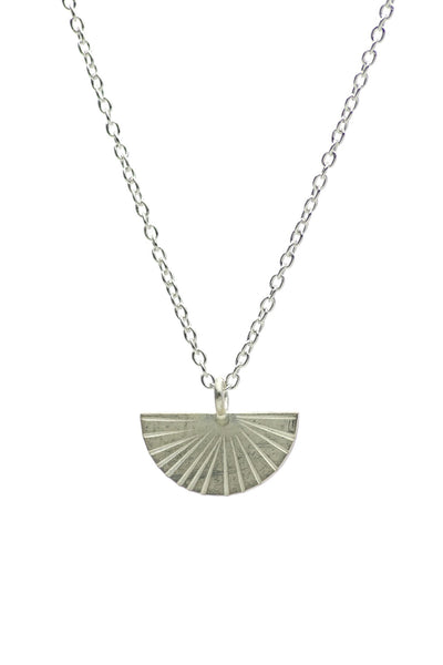one-eight-silver-fan-necklace