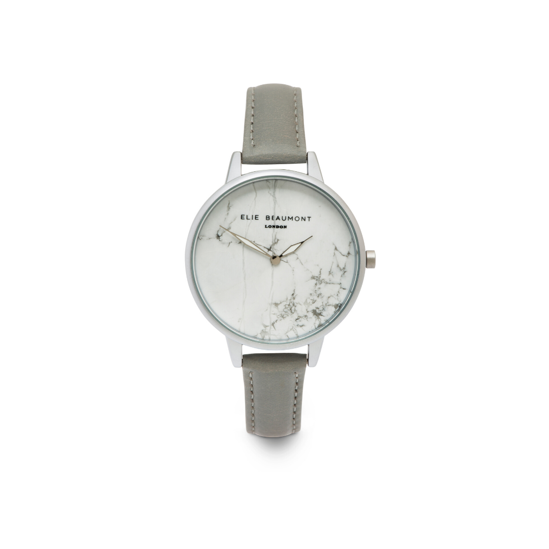 Elie Beaumont Grey Richmond watch