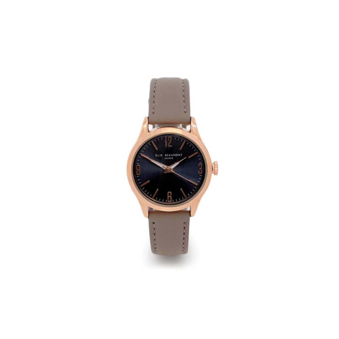 Elie Beaumont Mocca Bayswater watch
