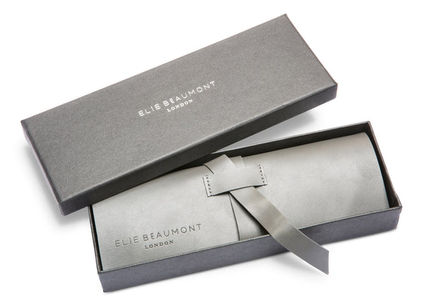 Elie Beaumont Grey Marylebone watch