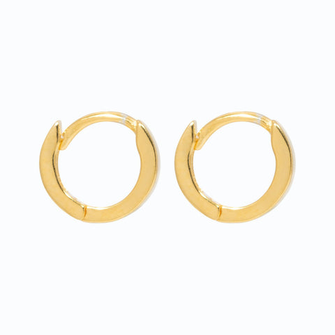 Lillys Amsterdam Gold Isa Earrings