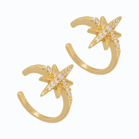 Lillys Amsterdam Gold Starry Cuff