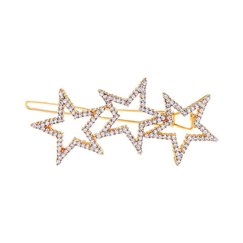 Last True Angel Star Crystal Hair Slide
