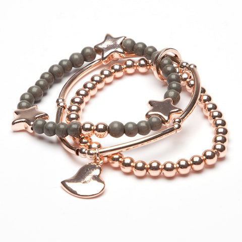 eliza-gracious-triple-rose-gold-bracelets