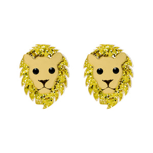 tatty-devine-lion-earrings