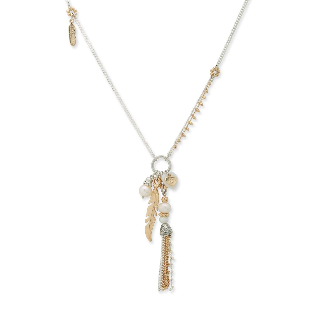 Bibi Bijoux charm necklace