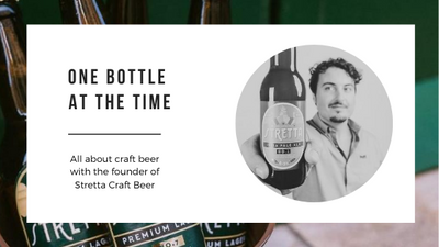 One bottle at a time: all about craft beer with brewer John Borg Barthet