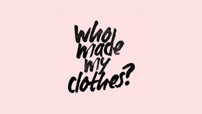 #whomademyclothes and other questions we're asking this Fashion Revolution Week