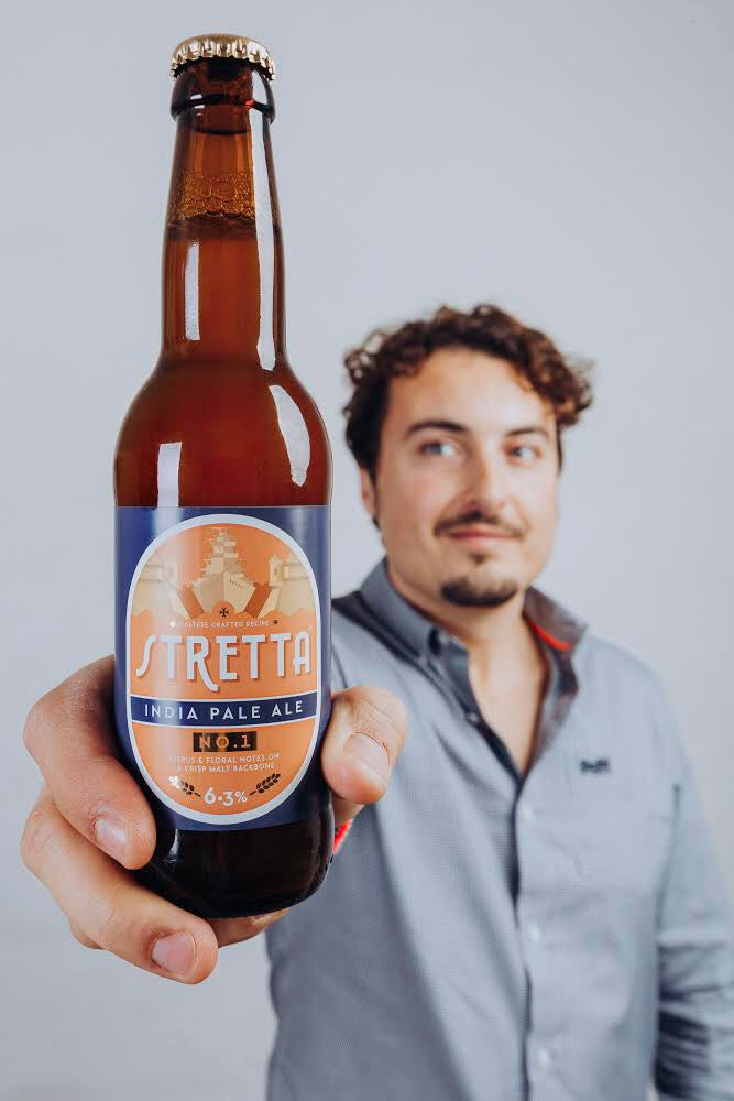Stretta Maltese craft beer