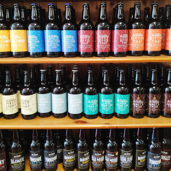 Real Ale Selection (12 Bottles)
