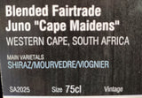 "Blended Fairtrade Juno ""Cape Maidens"""