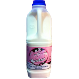 Our Cow Molly Milk