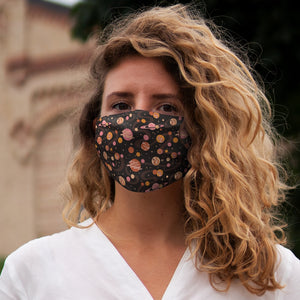 Cosmic Snug-Fit Face Mask