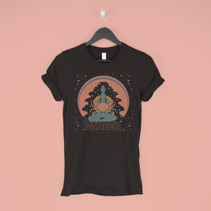 Cancer - Zodiac - Unisex T-shirt