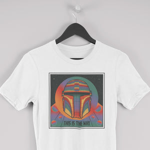 Mando, This is the way T shirt