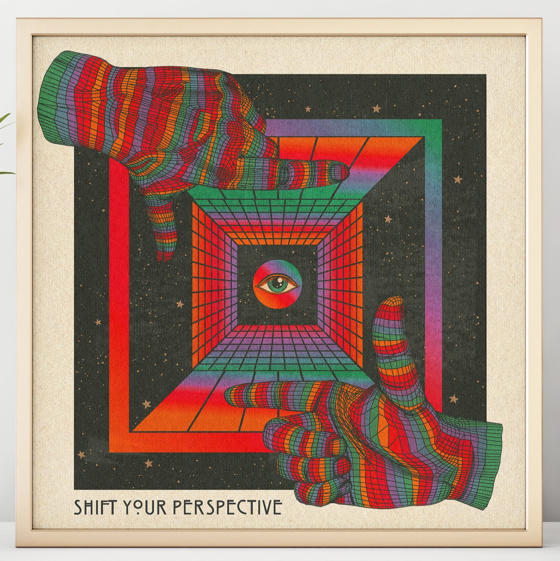 Shift Your Perspective - Print