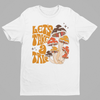 Let's Take A Trip, Magic Mushroom Unisex T-shirt
