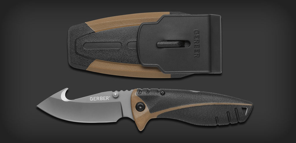 Gerber Myth™ Folding (W/ Gut Hook)