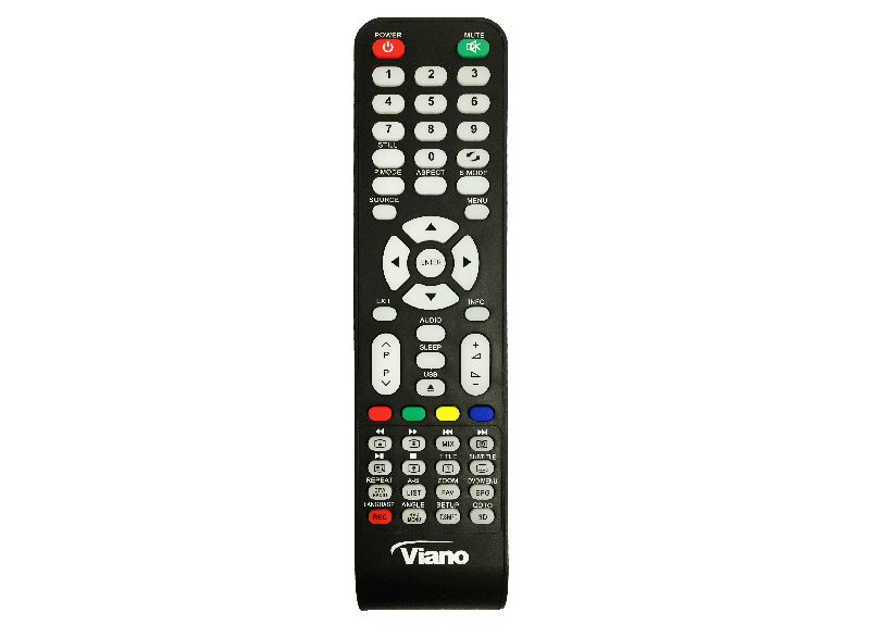 Single Remote Control for 3D TV models
