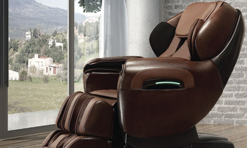 The Best Massage Chairs for a Tall Person