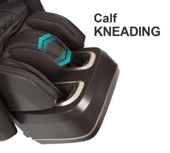 Image of calf kneading