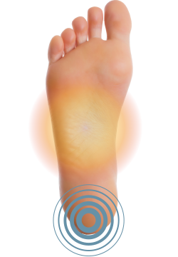 Image of foot therapy
