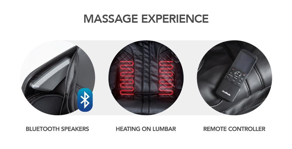 Image of massage experience