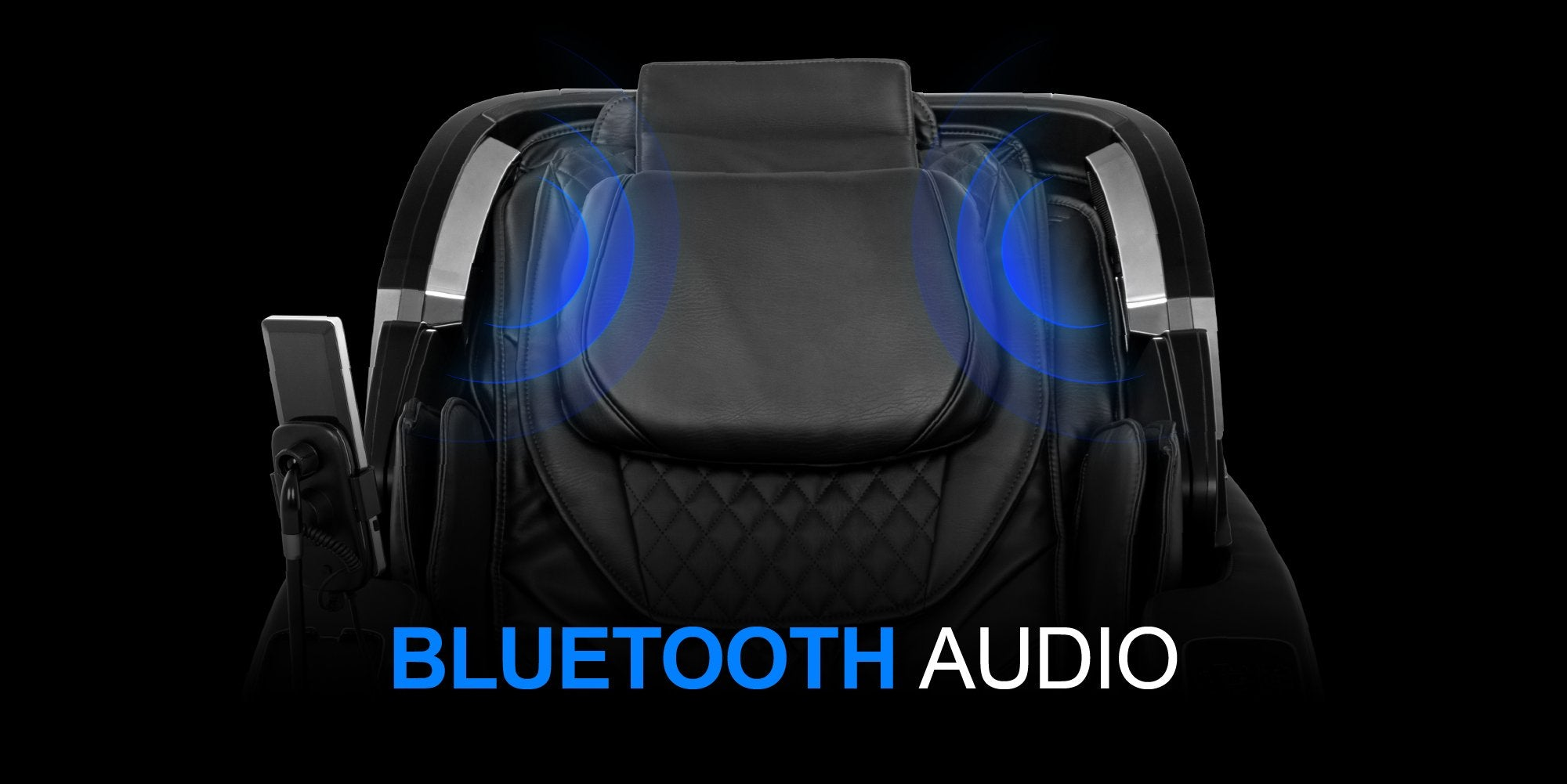 Image of bluetooth audio feature