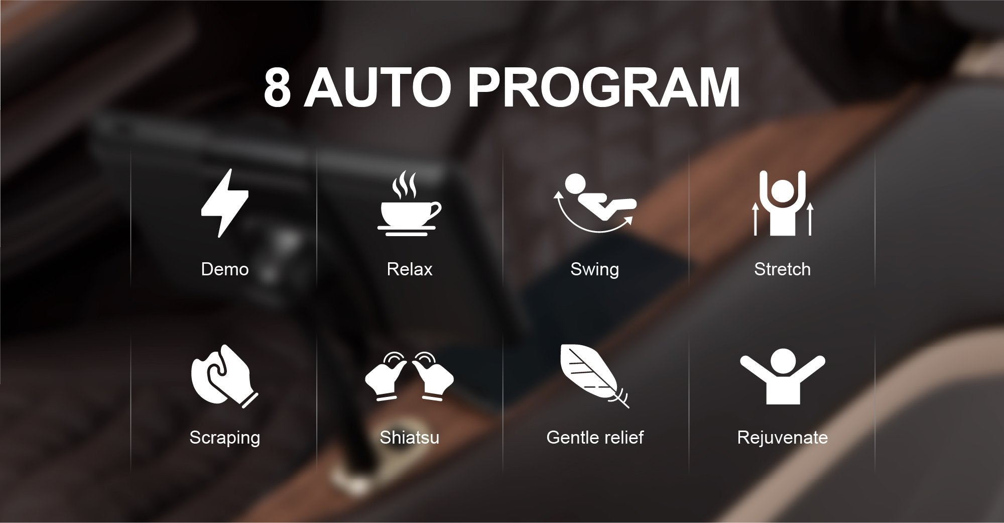 Image of 8 auto programs