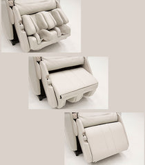 Image of chair footrest options