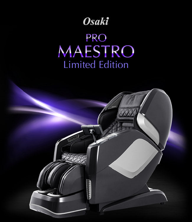 Image of Osaki Pro Maestro Limited Edition Chair Massager