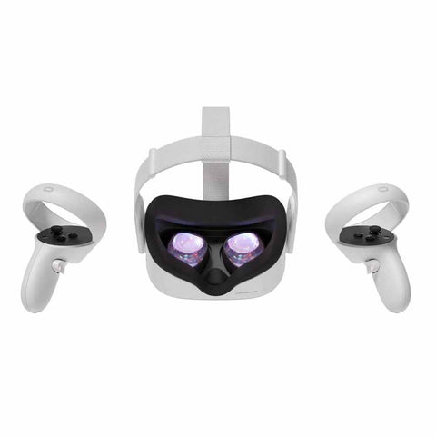 Image of Oculus Quest 2 Virtual Reality Headset - Massage Chairs Express