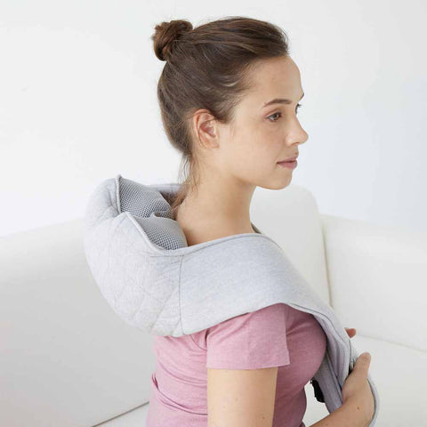 Image of Synca Quzy - Premium Wireless Neck and Shoulder Massager
