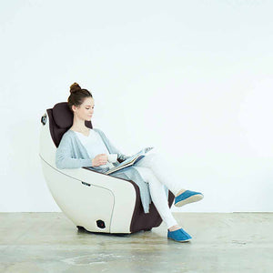 Synca CirC Compact Massage Chair - Massage Chairs Express