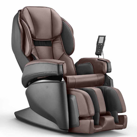 Synca JP1100 Massage Chair w/ 22 Pressure Point Eye Massager - Massage Chairs Express
