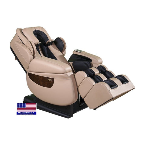 Image of Luraco iRobotics Legend Plus Full Body Massage Chair - Massage Chairs Express
